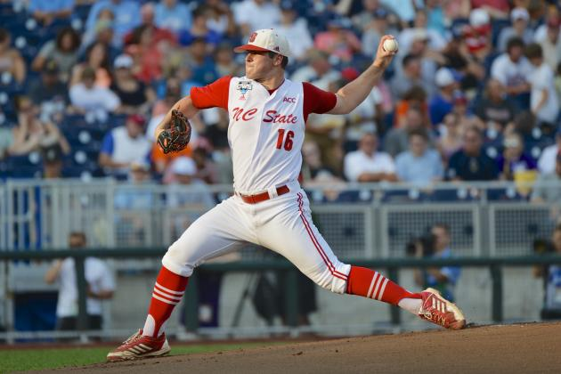 Carlos Rodon Will Be a Future Ace for Whoever Selects Him in 2014 MLB Draft