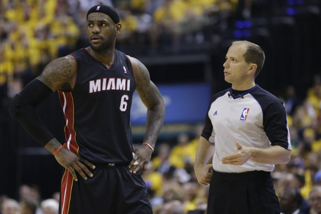 Heat's LeBron James 1 Assist Shy of 4,000 Points, 1,000 Rebounds & 1,000 Assists