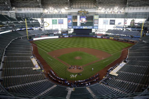 Fan Transported to Hospital After Falling into Bullpen at Miller Park