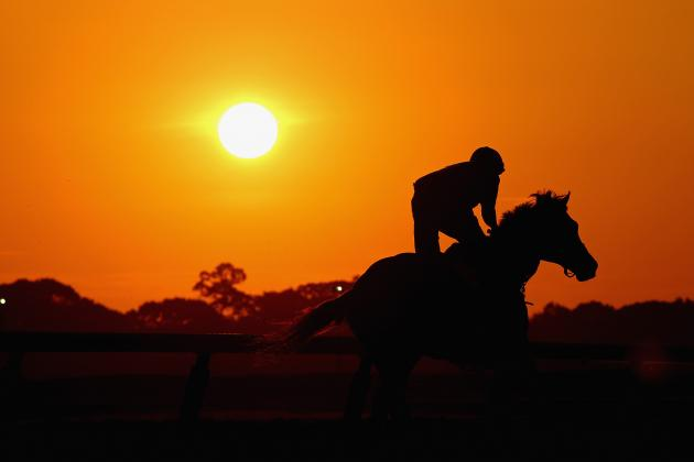 Belmont Stakes 2014: Latest News, Live Stream, TV Info for Post Positions Draw