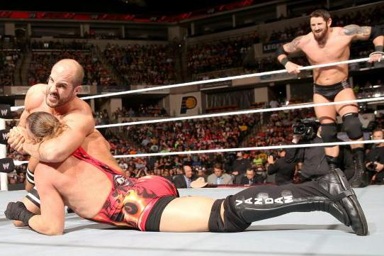 How Bad News Barrett Will Benefit from a Feud with Cesaro