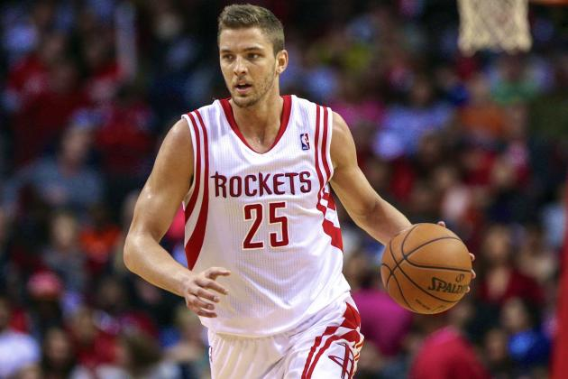 Houston Rockets Reportedly Decline Chandler Parsons' 4th-Year Option