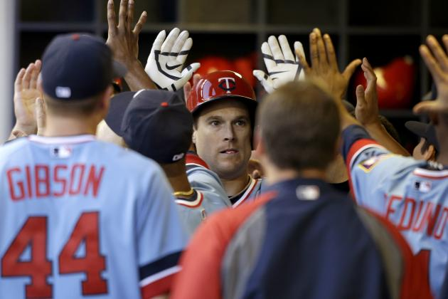 Twins Beat Brewers, Game Delayed When Fan Falls