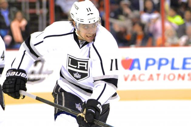 Why Anze Kopitar Is Everything You Want in an NHL Superstar