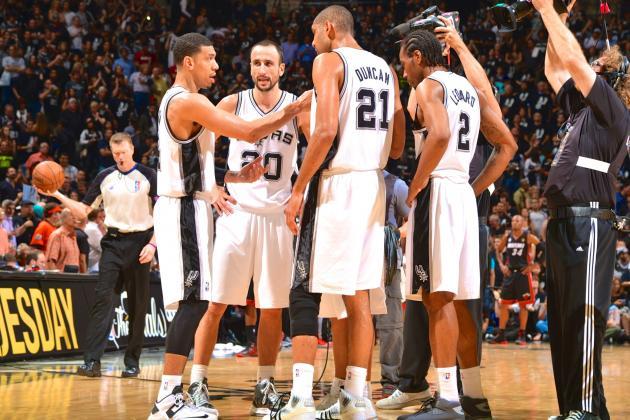 Setting San Antonio Spurs' Perfect NBA Finals Game Plan