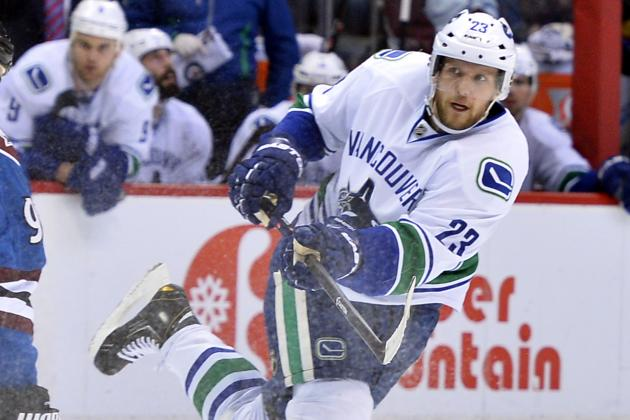 Canucks' Linden Wants to Work with Struggling Edler Rather Than Trade Him