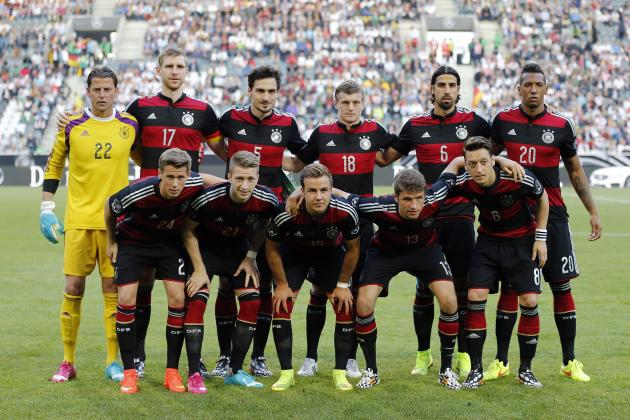 World Cup Power Rankings 2014: Full Outlook for All Teams