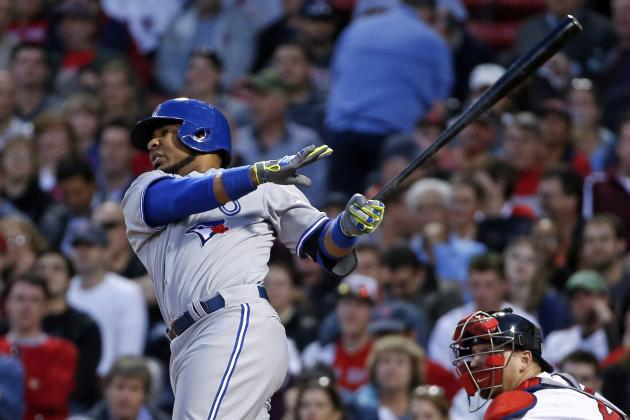 AL Player of the Month Award Another High Point in Edwin Encarnacion's Career