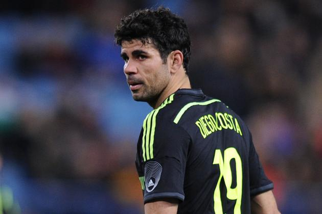 Why Diego Costa Is Spain's Biggest World Cup Headache