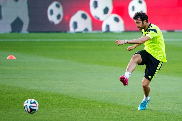 Cesc Fabregas Open to Chelsea Transfer but Urged to Return to Arsenal