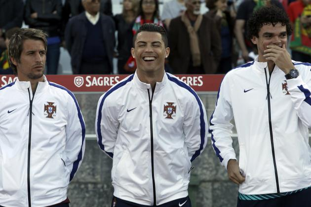 Portugal Running World Cup Risk with Cristiano Ronaldo and Real Madrid