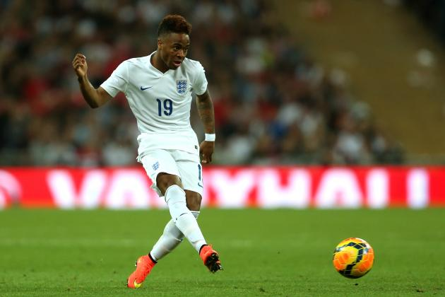 How England Can Build World Cup Plans Around Liverpool Star Raheem Sterling