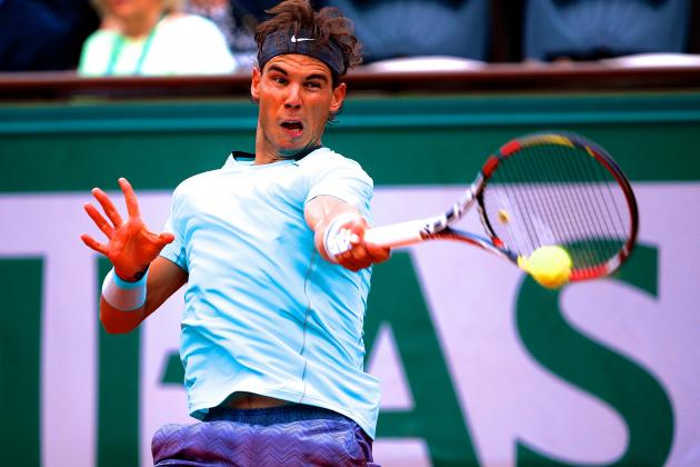 Nadal vs. Ferrer: Score and Highlights from French Open 2014 Men's Quarterfinal