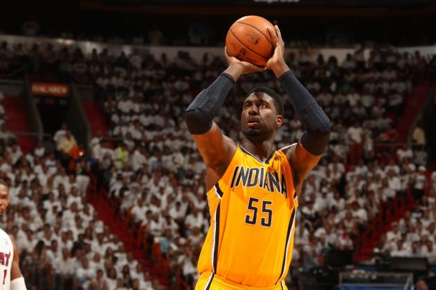 NBA Trade Rumors: Latest Details on Kevin Love, Roy Hibbert and Lottery Picks