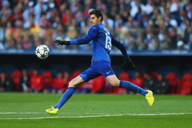 Atletico Madrid Agree Miguel Angel Moya Fee, Thibaut Courtois to Stay at Chelsea