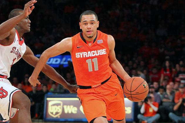Tyler Ennis NBA Draft 2014: Highlights, Scouting Report for Phoenix Suns Rookie