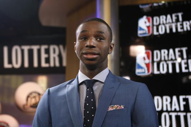 NBA Draft 2014: Full First-Round Order and Predictions for Top Prospects