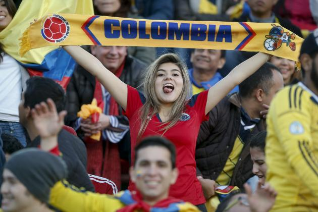 Radamel Falcao World Cup Injury News Doesn't Change Colombia Group C Odds