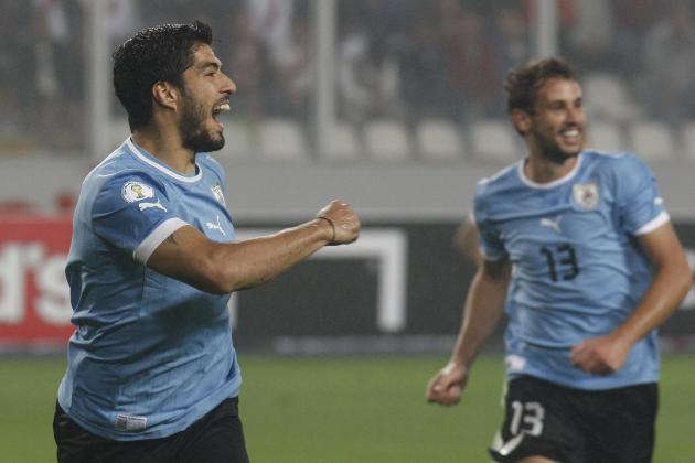 World Cup Best Bets: Uruguay Among Dark-Horse Teams to Win 2014