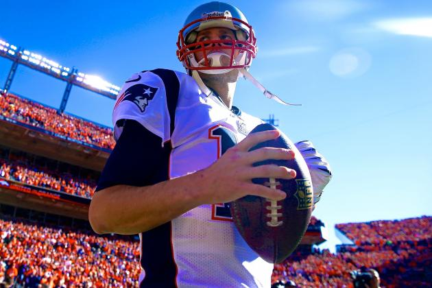 Mike Freeman's 10-Point Stance: Give Tom Brady His Due