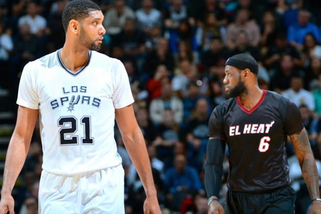 No Matter Finals Outcome, Tim Duncan Has Place in NBA's Heart LeBron Never Will