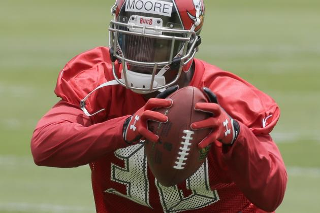 D.J. Moore Emerges as Key Player for Bucs