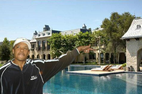 Dr. Dre Buys Tom Brady and Gisele Bundchen's Moated Mansion for $40 Million