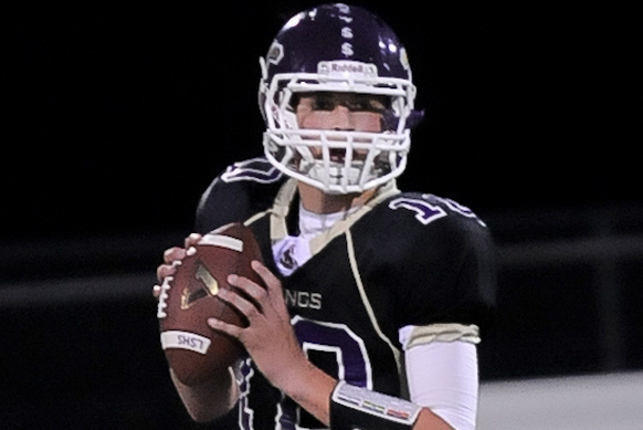 Irish Offer Legacy QB Jacob Eason