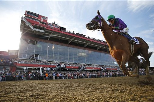 California Chrome's Triple Crown 2014 Odds After Belmont Post Positions Draw