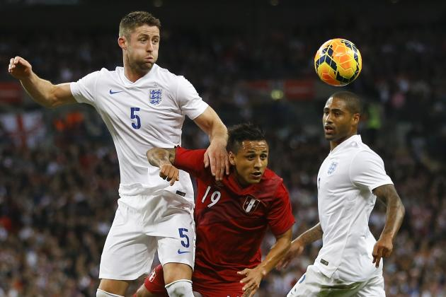 World Cup 2014 Betting: Odds Against England Advancing from Group D