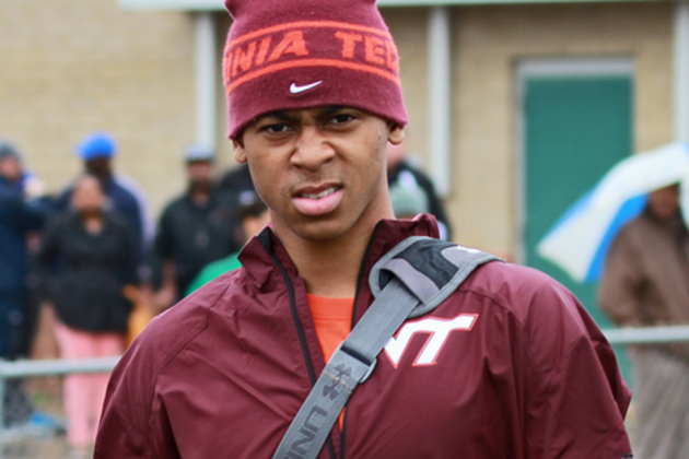 VT Tech Commit Mook Reynolds to Visit