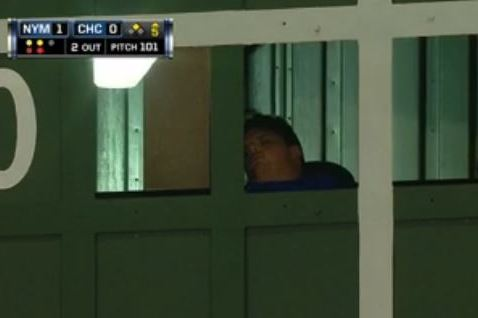 Wrigley Field Scoreboard Operator Would Rather Sleep Than Watch Cubs and Mets