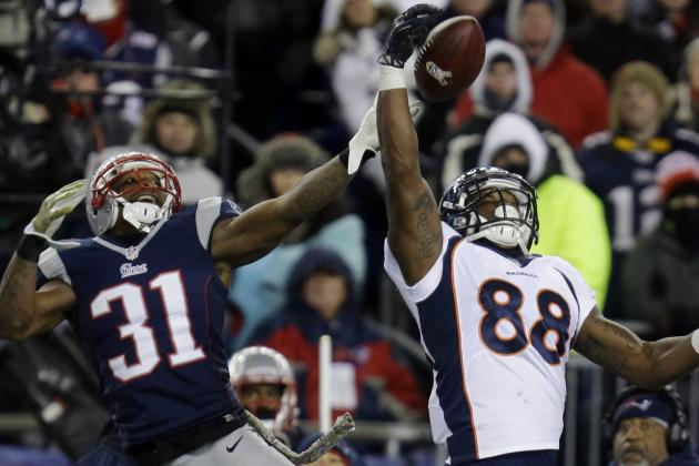 Broncos Get Power, Athleticism at Cornerback with Aqib Talib