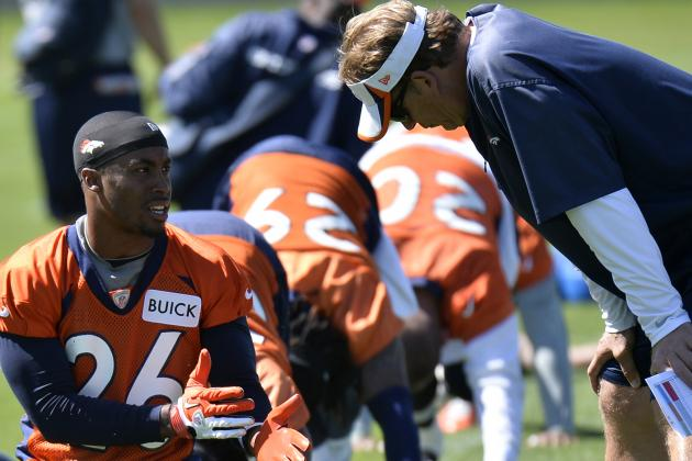 Broncos journal: NFL offenses, defenses keep adjusting to each other