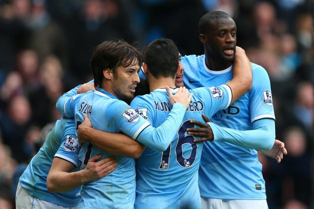 Manchester City Schedule 2014-15: List of Fixtures and Early Analysis