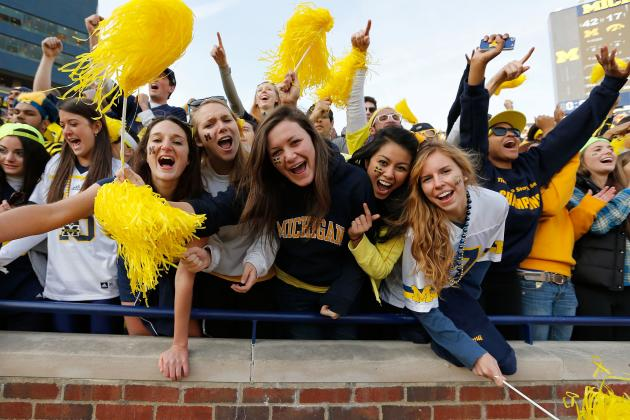 Michigan Football: Losing the Next Generation of Fans?