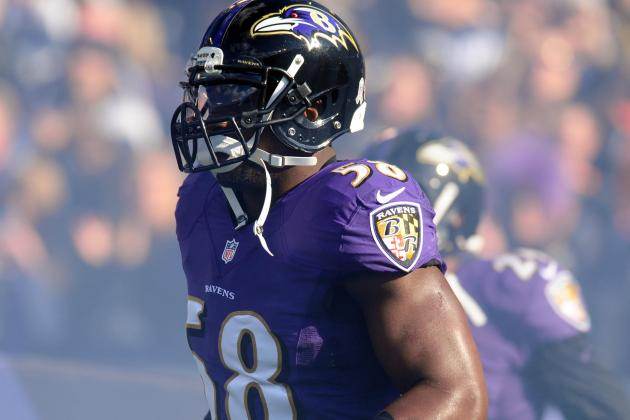 Elvis Dumervil Finally Feels Settled in Baltimore