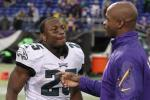 McCoy Fires Back at Peterson: 'Check the Numbers'