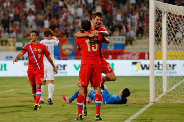 Russia vs. Morocco: Date, Time, Live Stream, TV Info and Preview