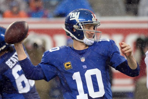Is Eli Manning of the New York Giants Overrated?