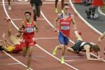 Amazing Track and Field Fails