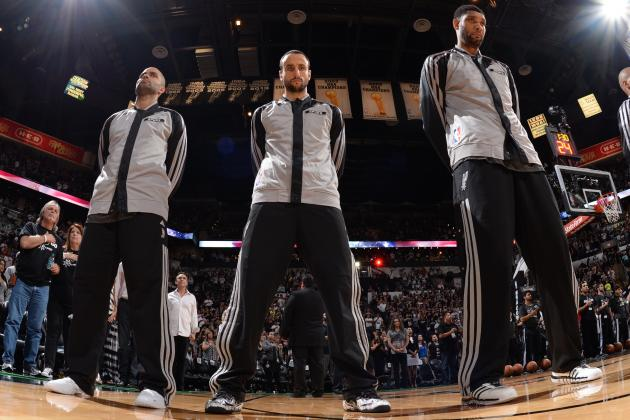 Are the San Antonio Spurs Gearing Up for Their Last Title Run?