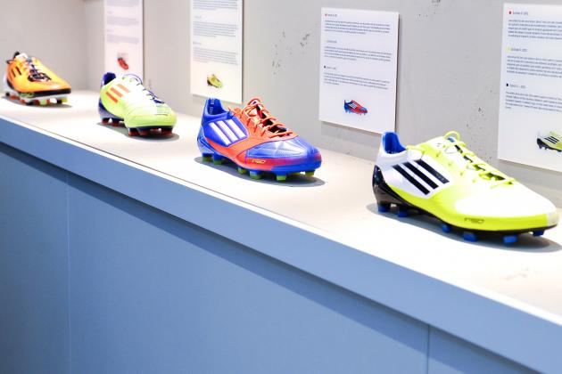 Adidas vs. Nike vs. Puma: Who Has the Most Talented Roster at 2014 World Cup?