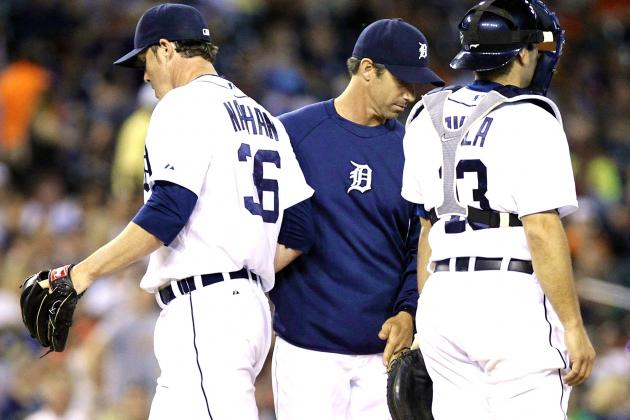 Joe Nathan's Struggles Show Closer Is Still Tigers' Roadblock to Title Chase