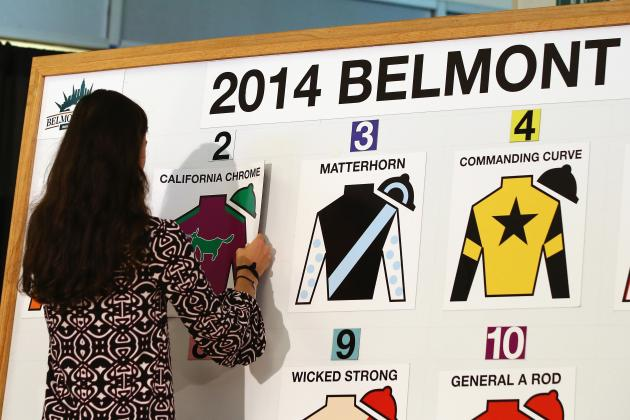 Belmont Stakes 2014 Post Positions: Updated Odds, Picks, Predictions After Draw
