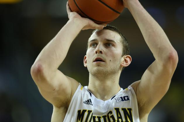 Nik Stauskas NBA Draft 2014: Highlights, Scouting Report for Kings Rookie