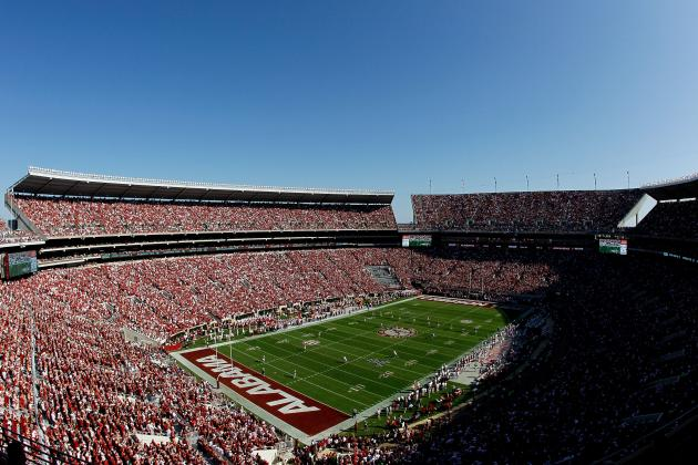 Alabama Football Adds 2016 Non-Conference Game with Western Kentucky