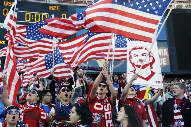 Americans Want World Cup Tickets