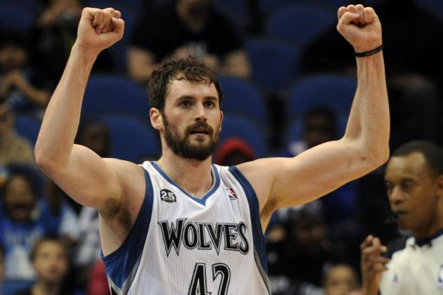 Why Minnesota Timberwolves Should Trade Kevin Love Before 2014 NBA Draft
