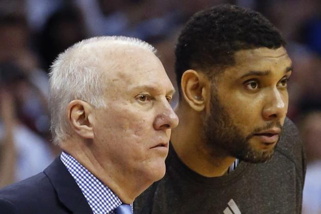 How Duncan and Spurs Can Turn Failure into Motivation